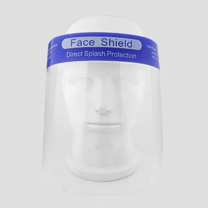 Full Protection Face Shield - Direct Splash Protection