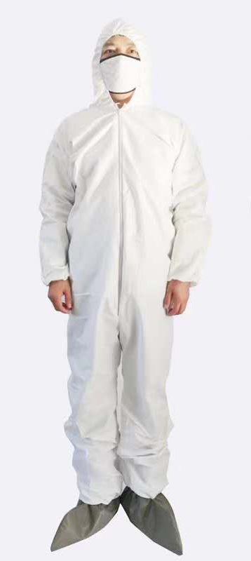 Lightweight SF Isolation Gown- Model D
